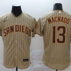 Men's Manny Machado San Diego Padres Jersey